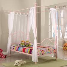 Bed Canopy Diy Diy Canopy Using Curtain Rods Curtain Menzilperdenet