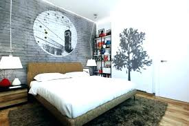 bedroom wall decorating ideas. Contemporary Ideas Mens Bedroom Wall Decor Decorations For  Fabulous Gray And White Clocks Intended Bedroom Wall Decorating Ideas