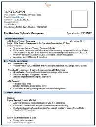 Marvelous Latest Resume Samples For Experienced Best Sample Resume