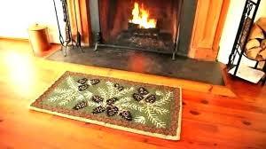 fiberglass hearth rug fireproof fireplace rugs fire r fiberglass hearth rug