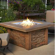 lowes patio set with fire pit