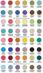 Distress Oxide Reinker 48 Colours By Tim Holtz Ranger For