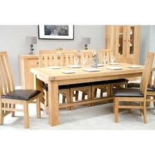 dining tables dining table 12 extending sets nu trend interiors modern oak grand round 120cm