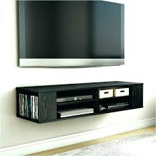 wall mounted shelves for electronics wall mounted shelves for electronics mounted wall shelves wall units black