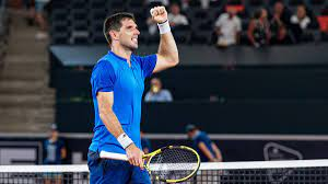 Delbonis won in Gstaad and stretches his streak