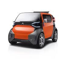 '03 One Ami Citroën 2019 Concept