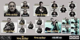 """Résultat de recherche d'images pour """"king arthur 2017"""""""
