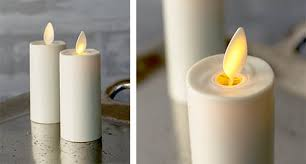 luminara outdoor candles. Each Package Contains Two Flameless Luminara Candles That Illuminate From 2 AA Batteries (sold Separately Outdoor A