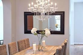 chandeliers crate and barrel chandelier traditional dining room with crate barrel side chair hardwood floors