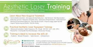 Aesthetic Laser Therapist Training   Junk Mail