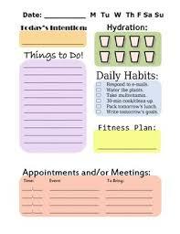 Teacher Organizer Planner Daily Planner Teacher Organizer