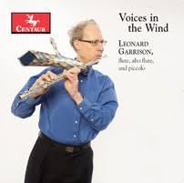 Leonard Garrison – flutist, teacher, college professor and administrator