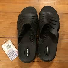 Okabashi Rubber Sandals Slipper Nwt