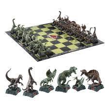 Dinosaurs Schachspiel, Jurassic Park
