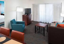 Seattle Hotel Suites 2 Bedrooms Two Bedroom King Queen Queen Suite Residence Inn Seattle