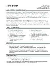 Customer Service Resumes Examples Free Mesmerizing Example Customer Service Resumes Customer Service Resume Samples