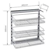 top endearing wire basket organizer sliding kitchen shelves pull out cabinet pantry drawers for cabinets baskets