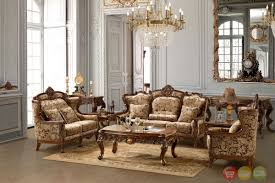 Set Furniture Living Room Luxurious Traditional Style Formal Living Room Furniture Set Hd