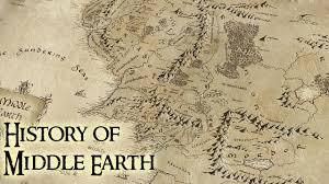 history of middle earth  lord of the rings  youtube