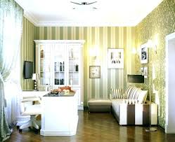office wallpaper ideas. Home Office Wallpaper Navy Blue Transitional With Tray Ceiling Ideas L
