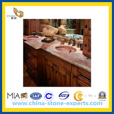 natural stone red marble c red slabs countertops yqg mc1004