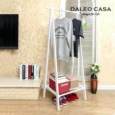 garment rack ikea elegant clothes rack creative interior wood floor coat hanger fashion partition mulig