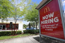 How To Get A Restaurant Job Mcdonalds Enlists Alexa And Google To Help With Its Hiring
