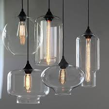 ceiling lights amusing clunch amazing innovative hanging glass pendant lights details about new as well