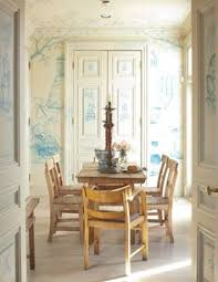 fabulous the dazzling interiors of tom britt hand painted walls beautiful dining rooms