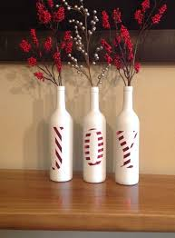 How To Decorate A Wine Bottle For Christmas 100 Ways to Reuse Wine Bottles Christmas Decor Edition Page 100 44