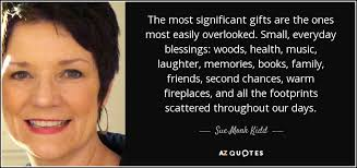 Secret Life Of Bees Quotes Best TOP 48 QUOTES BY SUE MONK KIDD Of 48 AZ Quotes