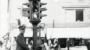 İlk trafik lambası Doodle oldu - İlk trafik lambasını kim,nasıl buldu? -  Son Dakika Haberleri