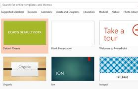 themes for ms powerpoint how to set a default template in powerpoint 2013 echosvoice