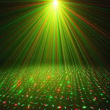 Green Laser Projector Light Mini Black Shell Portable Ir Remote Red Green Laser Projector Lights Dj Ktv Home Xmas Party Dsico Led Stage Lighting I100b