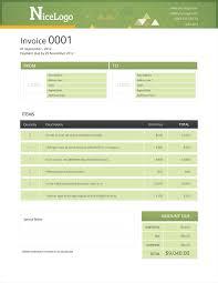 Invoice Free Downloads Invoice Templates