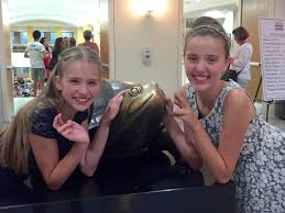 final round announcements national history day in wisconsin lauren and siena were nervous before their interview the judges on monday so they rubbed the head of the university of maryland s turtle mascot for