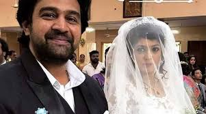 Inside Meghana Raj and Chiranjeevi Sarja's church wedding | Entertainment  News,The Indian Express