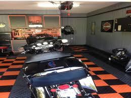 harley davidson garage by racedeck garage floors harley davidson garage floor mats parts