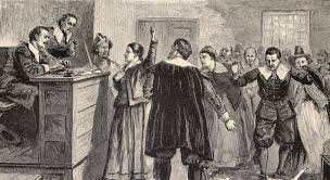 Salem Witch The Salem Witch Trials National Geographic
