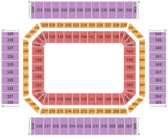 Alamodome Seating Chart San Antonio