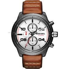 """diesel watches men s ladies diesel watches watch shop comâ""""¢ mens diesel padlock chronograph watch dz4438"""