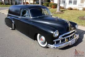Chevrolet Sedan Delivery Wagon-Whitewalls-1949-1950-1952-1953-1954