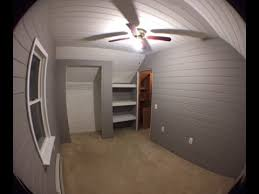 painting a knotty pine room you