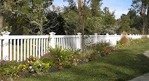 Vinyl solid picket fence Gate Vinyl Enclosed Picket Fence Homebase Decorating Vinyl Picket Fencing Vinyl Solid Fencing Lifetime Warranty