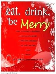 Company Holiday Party Invitation Wording Office Christmas Party Invitation Wording Samples Employee