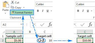 Sample Excel Files Excel Format Painter And Other Ways To Copy Formatting