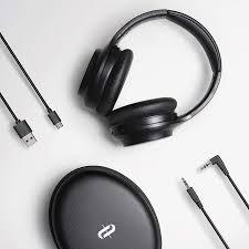 Tai Nghe Bluetooth Chụp Tai Chống Ồn TaoTronics TT-BH060 - Hàng Chính Hãng  - Tai nghe Bluetooth chụp tai Over-ear