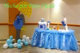 Ideas Para Decorar Baby Shower  WblqualcomIdeas Para Un Baby Shower De Nino