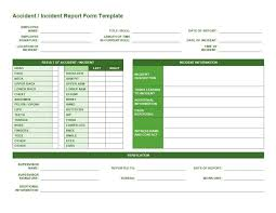 Employee Incident Report Template New 48 Police Report Template Examples [Fake Real] Template Lab