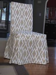 tutorial how to sew parsons chair slipcovers includes pattern to fit ikea s henriksdal dining chairs